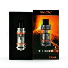 Smok TFV8 RCA 24.5mm 6ml silver