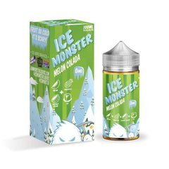 Jam Monster ICE Melon Colada 100 мл (3 мг/мл)