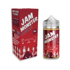 Jam Monster Strawberry 60 мл (3 мг/мл)