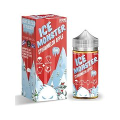 Jam Monster ICE Stramelon Apple 100 мл (3 мг/мл)