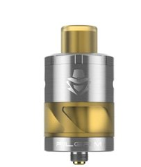 Digiflavour Pilgrim GTA tank 25mm 4ml silver