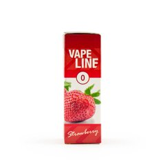 VapeLine Strawberry 10 мл (0 мг/мл)