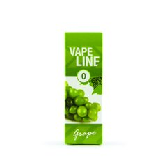 VapeLine Grape 10 мл (0 мг/мл)