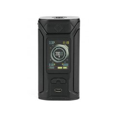 Wismec Sinuous Ravage high gloss 230W (Black)