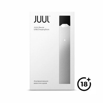 Устройство JUUL Basic Kit Silver